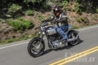 2015 Arch Motorcycle Company KRGT-1 FIRST RIDE Cruiser Motorcycle Review