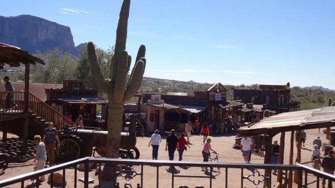 Goldfield Ghost Town, Goldfield, AZ