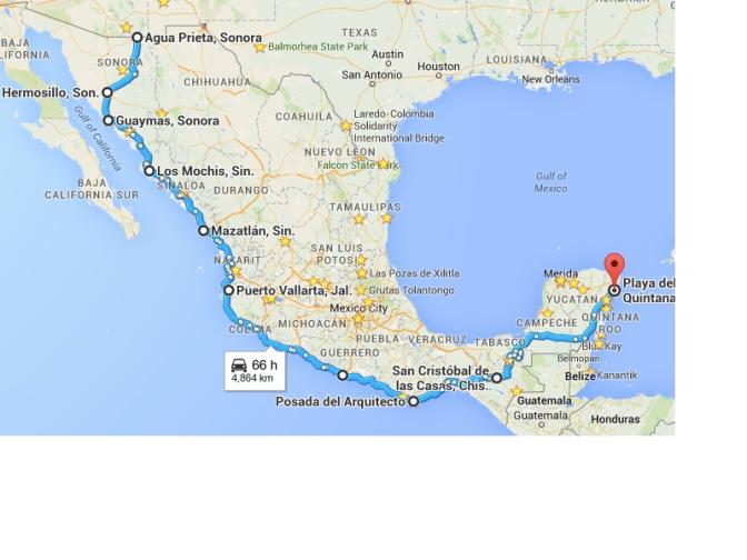 mx map