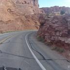 A Ride Through Arches National Park