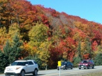 Fall Colours Mt. Tremblant QC