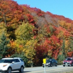 Fall Colours Mt. Tremblant QC